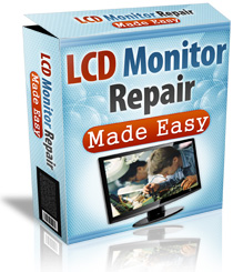LCD Monitor Repair Made Easy™